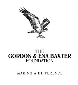Gordon and Ena Baxter foundation logo